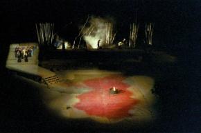 Ιφιγένεια εν Αυλίδι IV, Επίδαυρος 1992